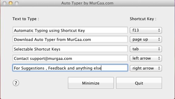Automate Typing Mac | Mac Automation Software Downloads
