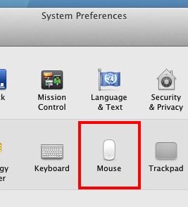 Mouse Icon as visible in System Preferences on Mac OS X